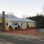 Completed Siding in Feeding Hills