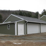 Siding & Addition - Huntington, MA