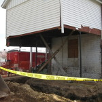 Structural Renovation with new Foundation