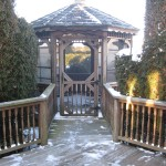 Gazebo in South Hadley