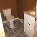 Finished Bathroom