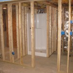 Framing Bathroom